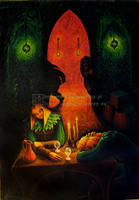 Hobbit - chapter 9 by vilva73