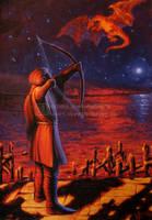 Hobbit - chapter 14 by vilva73