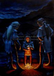 Hobbit - chapter 16 by vilva73