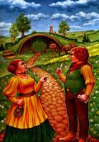 Hobbit - chapter 19 by vilva73