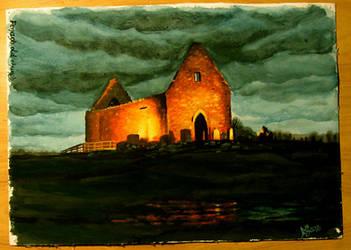Fenagh, old monastery 2