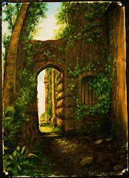 Castle Saunderson by vilva73