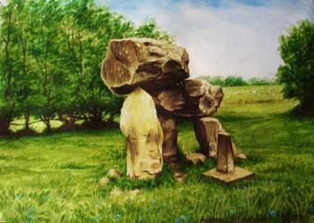 Aughnacliffe dolmen vol.1 by vilva73
