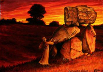 Aughnacliffe dolmen vol.2 by vilva73