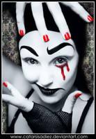 Tears Pierrot by CatarsisADiez