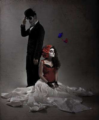 Corpse Bride VIII by CatarsisADiez