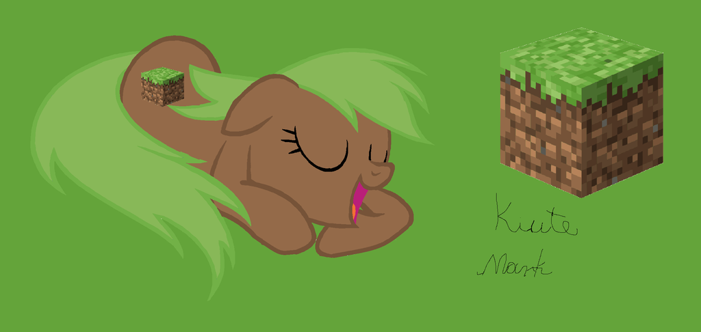 Pony Minecraft by Katemlp