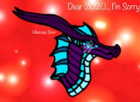 Dear 2100... Im Sorry by SirenTheSeaSilkWing