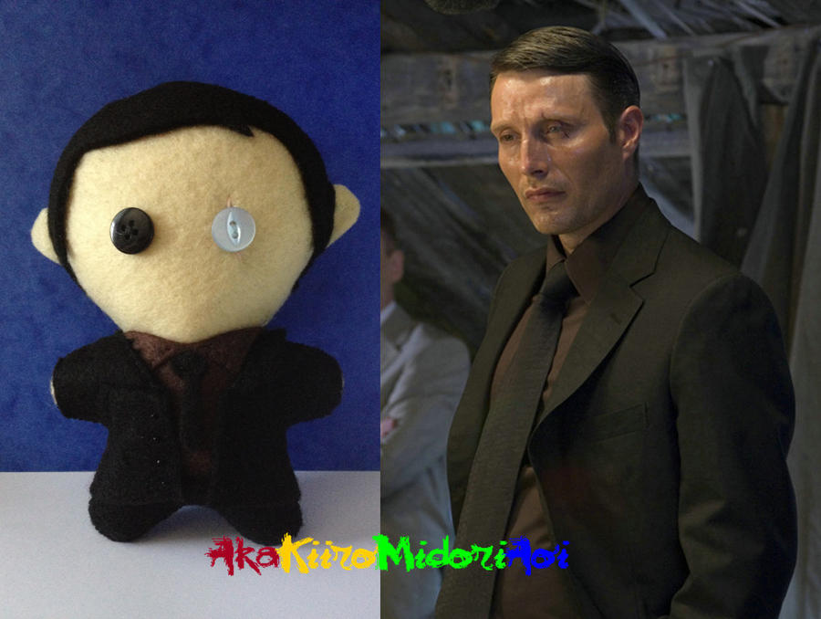 James Bond Plushes: Le Chiffre