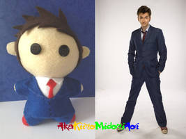BBC Doctor Who Plushes: Tenth Doctor