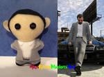 GTA V Plushes: Michael