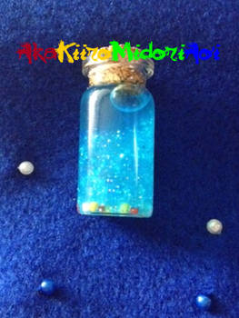 Bottle Charms: Water