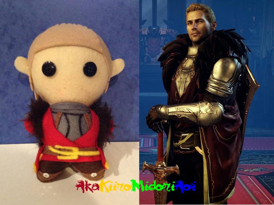 Dragon Age Plushes: Cullen