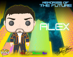 Pop Concepts: Memories Of The Future: Alex Redford