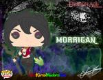 Pop Concepts: Dragon Age Origins: Morrigan