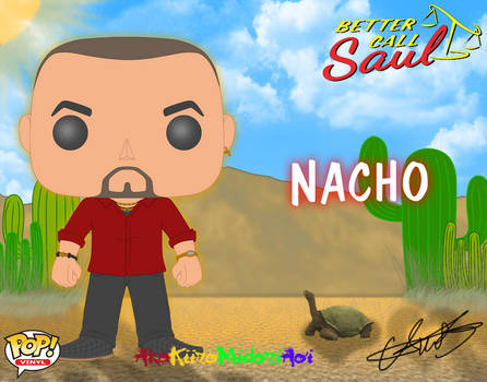 Pop Concepts: Better Call Saul: Nacho Varga