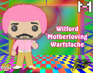 Pop Concepts: Markiplier: Wilford Warfstache