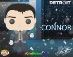 Pop Concepts: Detroit Become Human: Connor