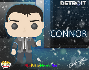 Pop Concepts: Detroit Become Human: Connor