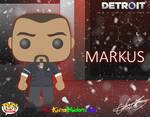 Pop Concepts: Detroit Become Human: Markus