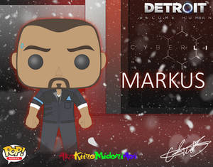 Pop Concepts: Detroit Become Human: Markus