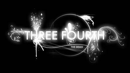 three fourth :: logo 2 by sgeezus