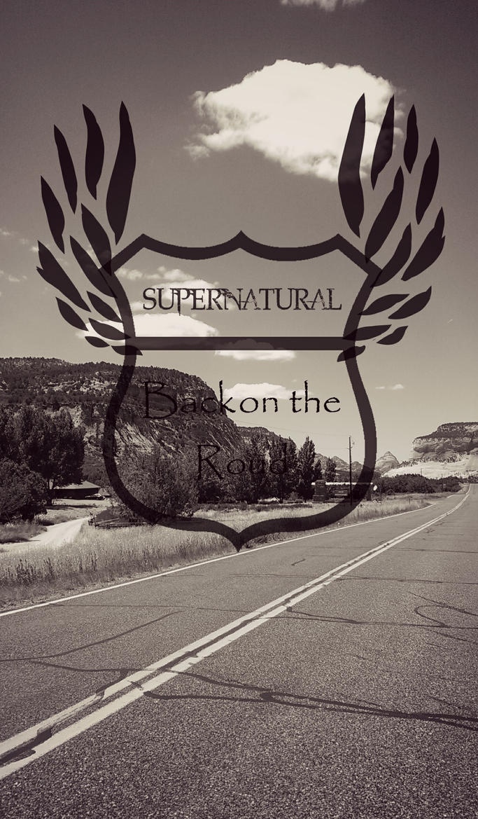Back on the road, SUPERNATURAL by nuriamoon