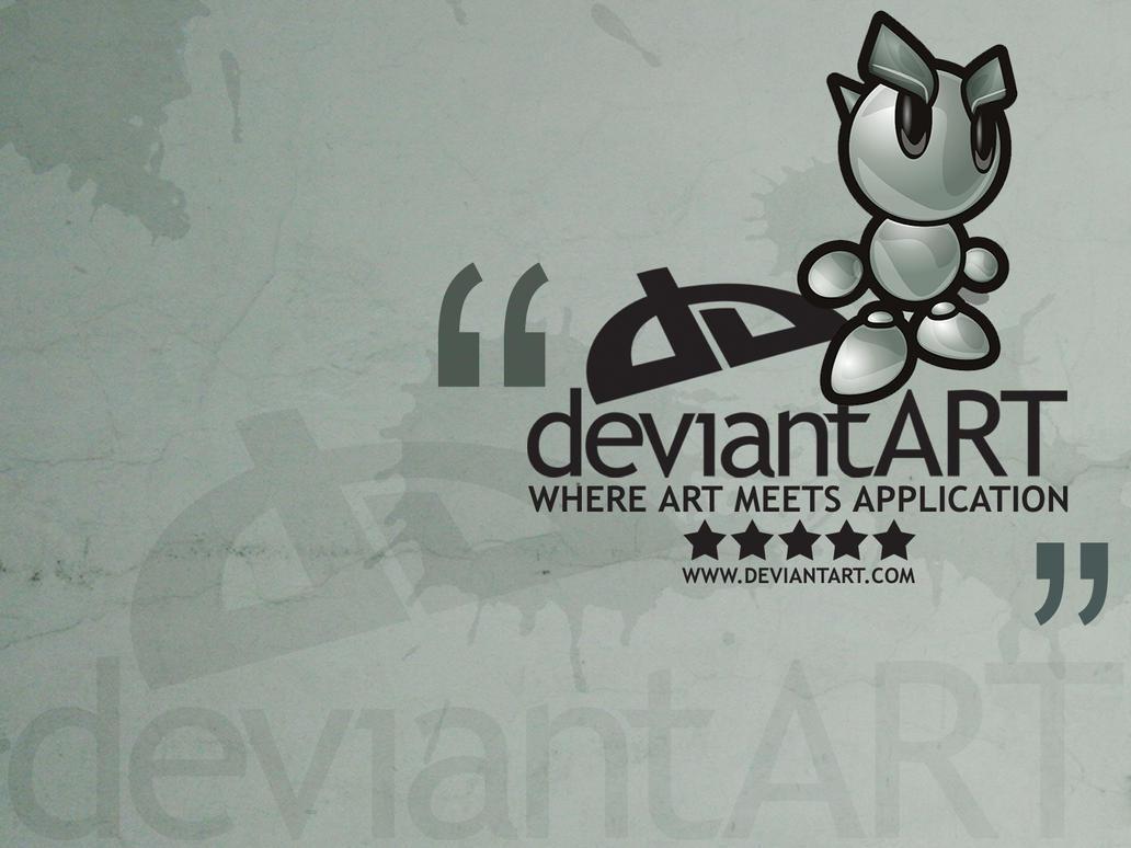 deviantART and Fella by celsojunior