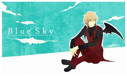 Blue Sky by seki22