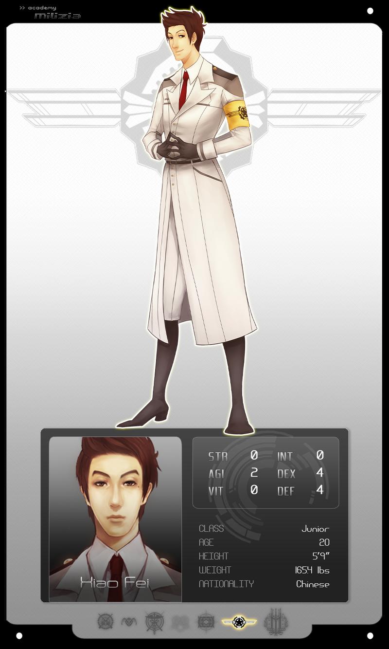 Milizia: Xiao Fei by seki22