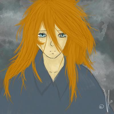 Amarinta Sketch by Akitainu96