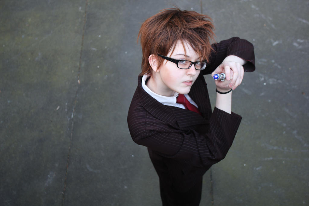 Tenth Doctor Cosplay by DefiantWaffleLord