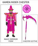 Kamen Rider Chester
