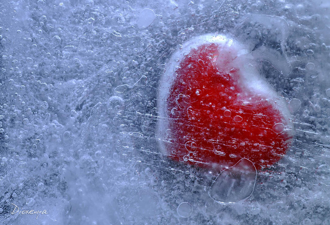 Frozen Heart By Dioxenya On DeviantArt