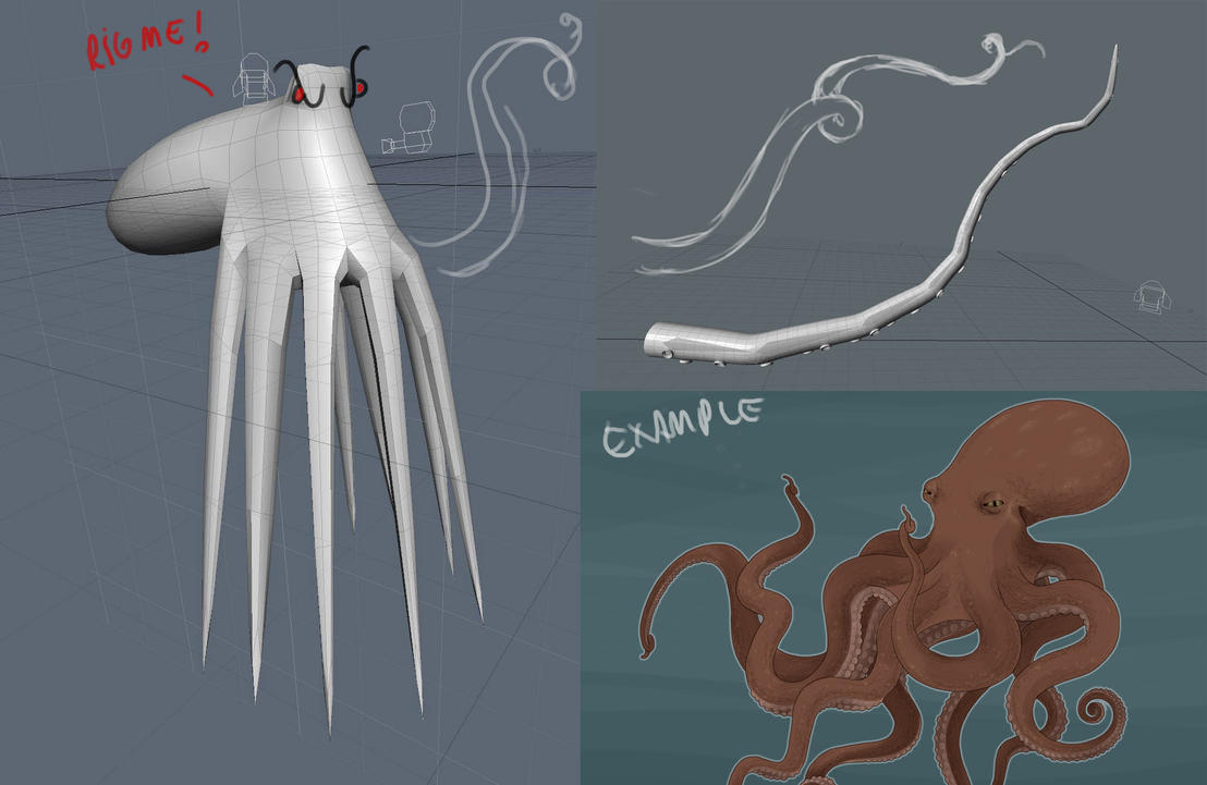 OCTOPUS QUESTION by rafajija on deviantART Octopus Questions And Answers