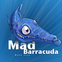 Mad barracuda by RafaelVallaperde