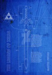 Master Sword Blueprint