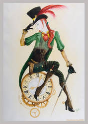 Clockwork dandy by GvonR