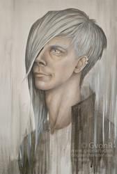 Jared - OC Portrait by GvonR