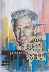 Pixels /Jonathon Young no.13/