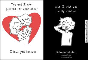 Valentine Card 2/4 by AtokNiiro