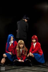 ToraDora cosplay by Nami-Nami15