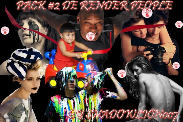 Pack # 2 - 7 render people - by shadowlion007 Pack_2_render_people___by_me_by_shadowlion007-d3gpc3h