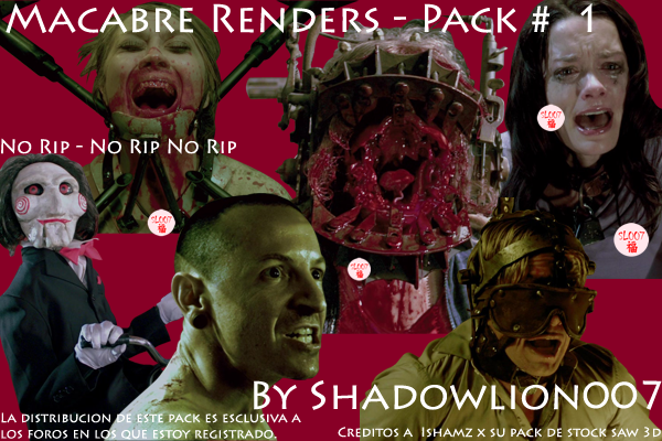 Macabre Renders - Pack #1 - by shadowlion007 Macabre_renders____pack_1_by_shadowlion007-d3kohg7