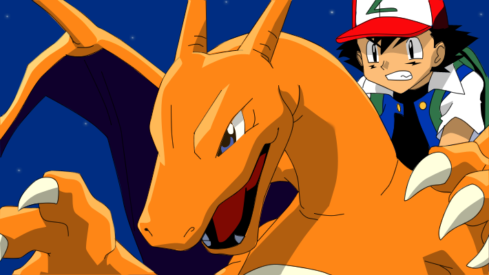 Votaciones LPQ#5 Vexel_charizard_and_ash_by_shadowlion007-d410wqd
