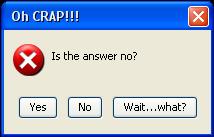 Error Message 8D by mpfrogdude