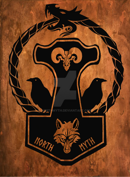 memory background northmyth