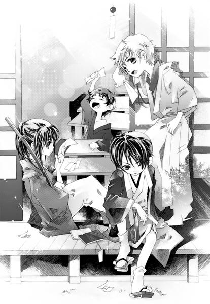 Gintama 1 by mlcamaro