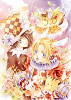 Alice in Wonderland 2 by mlcamaro