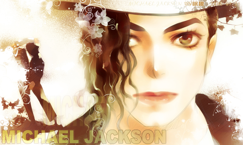 Michael Jackson 3 by mlcamaro